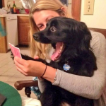 He needs to work on his poker face