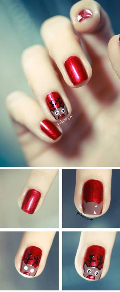 Christmas Nail Art4