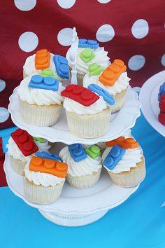 Lego Cupcakes4