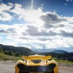 McLaren P1 In The Sunshine..