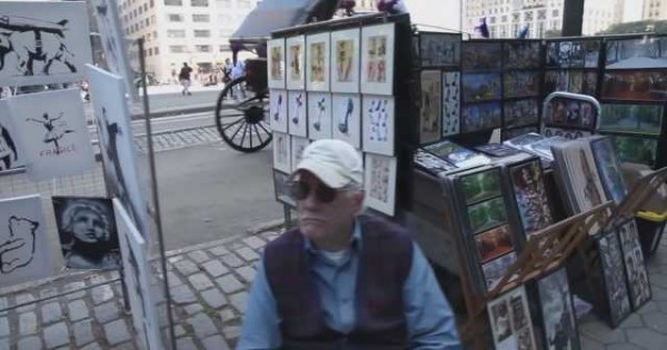 Banksy Sells Original Artwork for $60