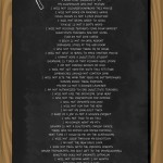 Every Bart Simpson Chalkboard Quote Ever