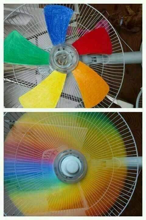 fan diy
