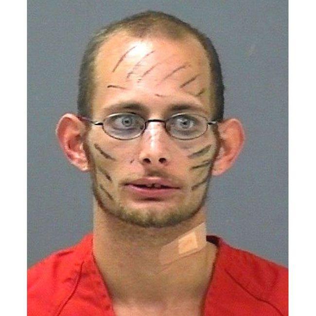 Arrested People On Halloween