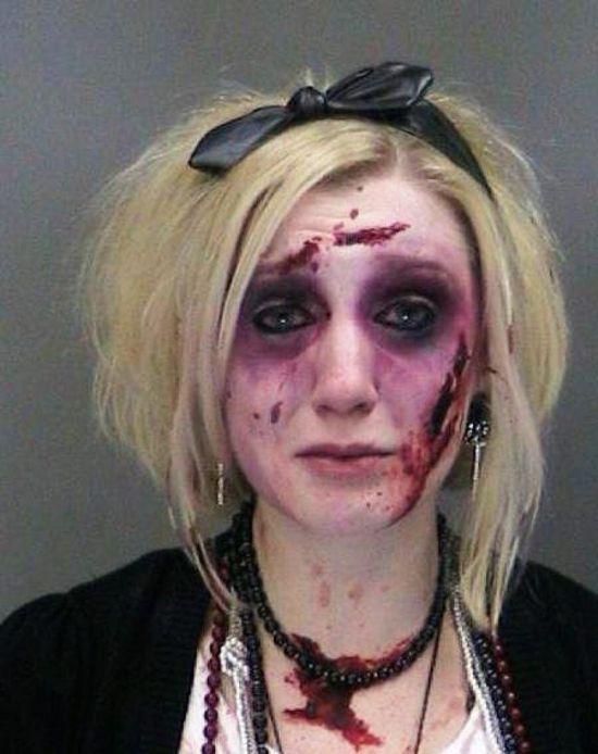 Arrested People On Halloween4