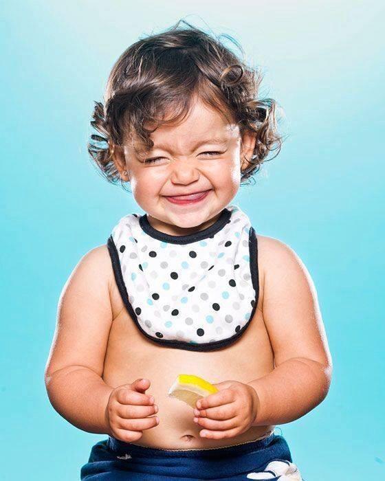 Babies and lemons