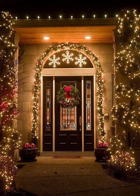 Christmas Entryway6