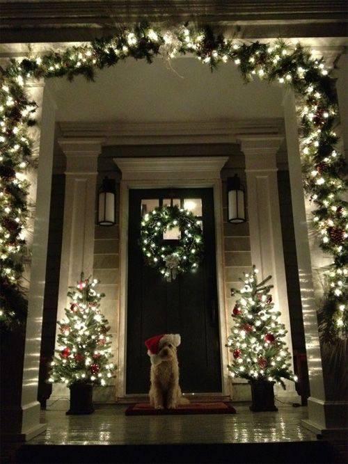 Christmas Entryway7