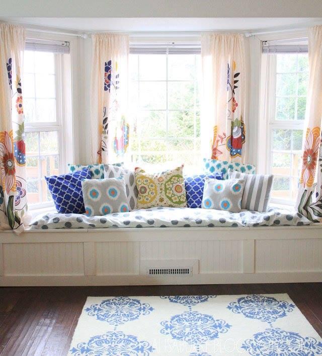 Comfortable Window Seats5