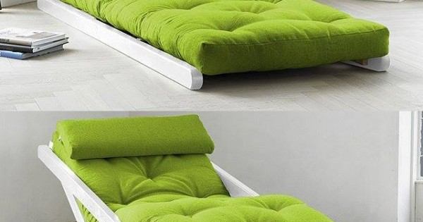 Creative Convertible Chair-Bed