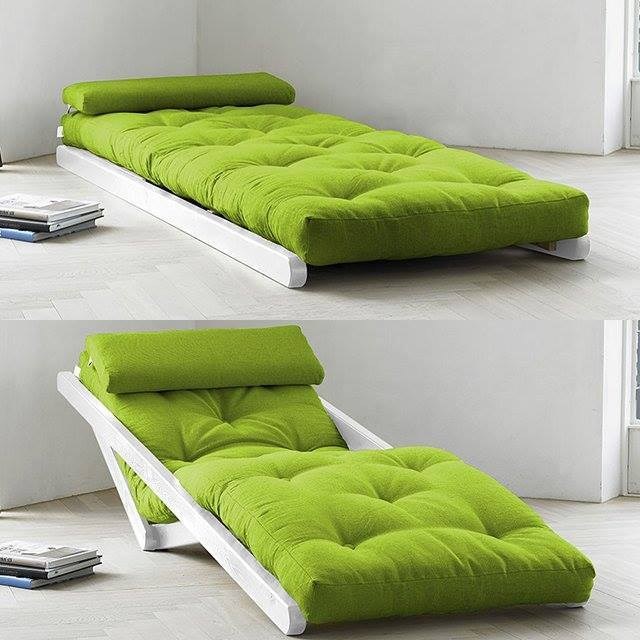 Convertible Chair-Bed