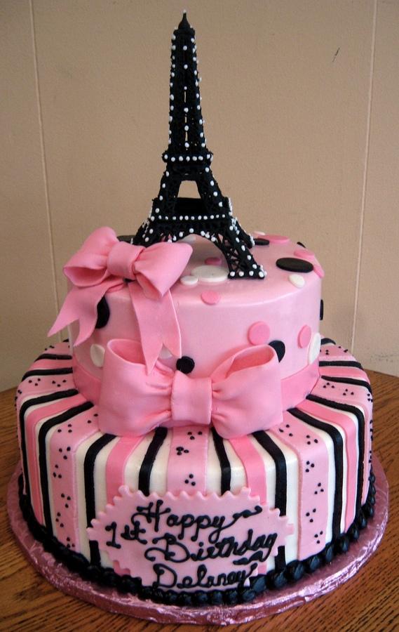 Eiffel Tower Cake2