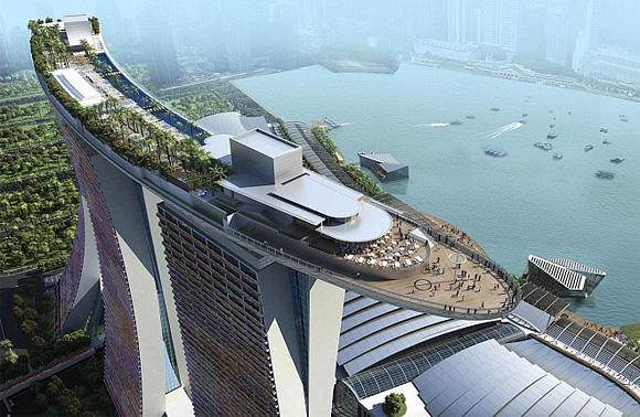 Marina Bay Sands Singapore4