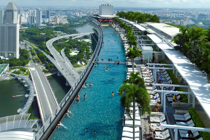 Marina Bay Sands Singapore5