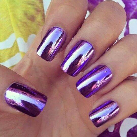 Metallic Nails4