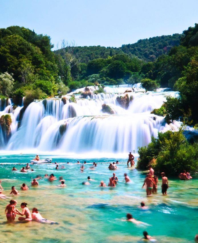 National Park in Croatia