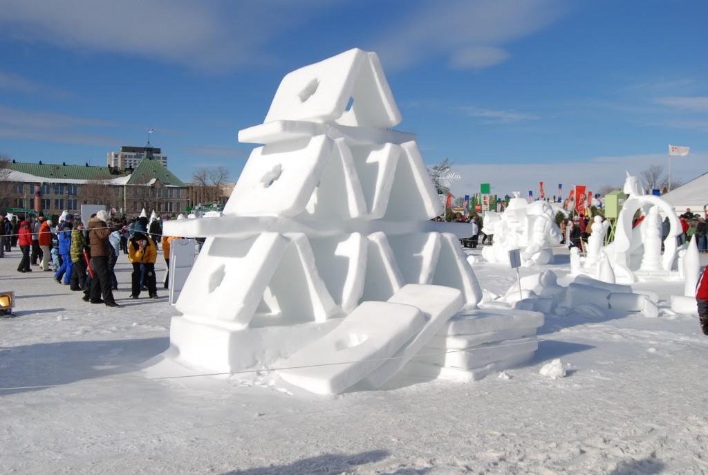 Snow sculptures4
