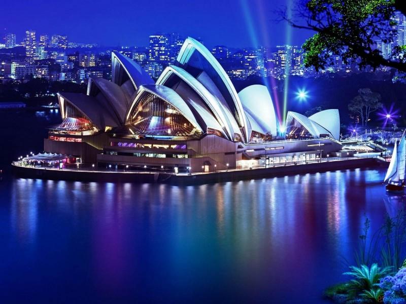 Sydney Opera House at Night5