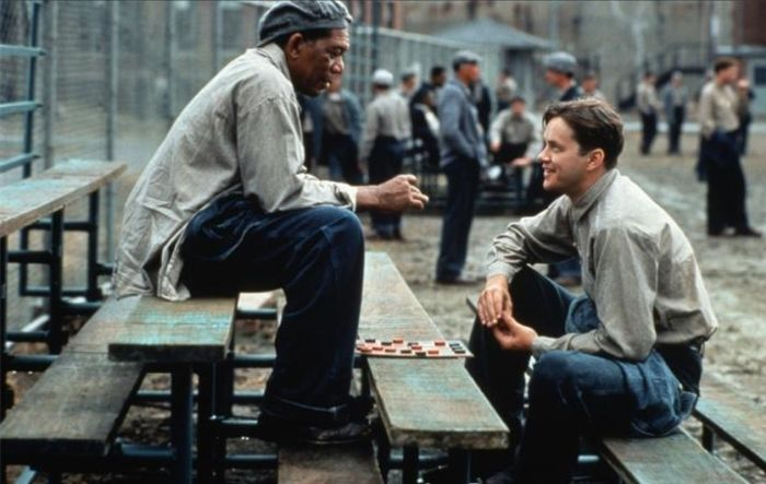 The Shawshank Redemption Then And Now