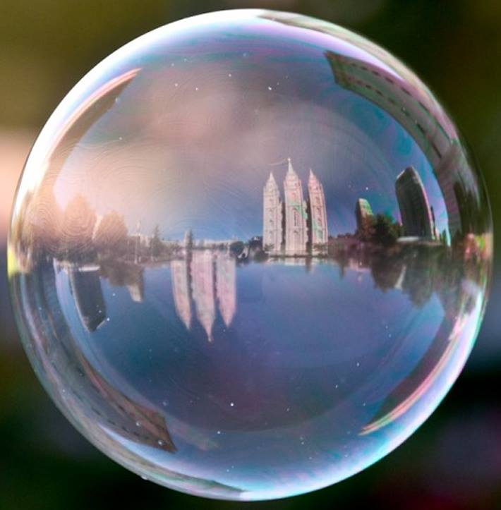The World in a Bubble6