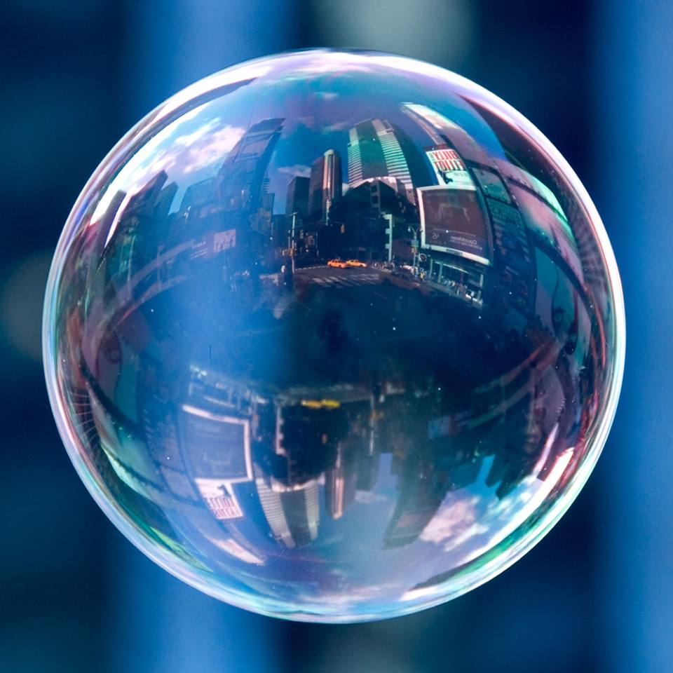The World in a Bubble7