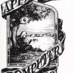 The Very First Apple Inc. Logo