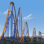 Amazing Roller Coasters
