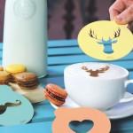 Coffee Stencils Designs