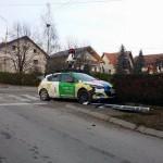 Google Maps Car Has Crashed