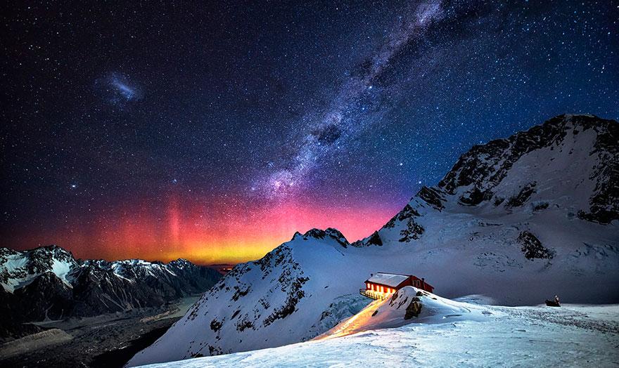 Amazing Photos Of Night Sky