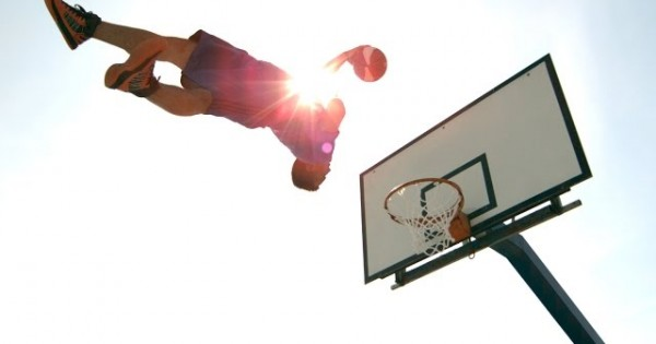 Cool Basketball Freestyle Dunks