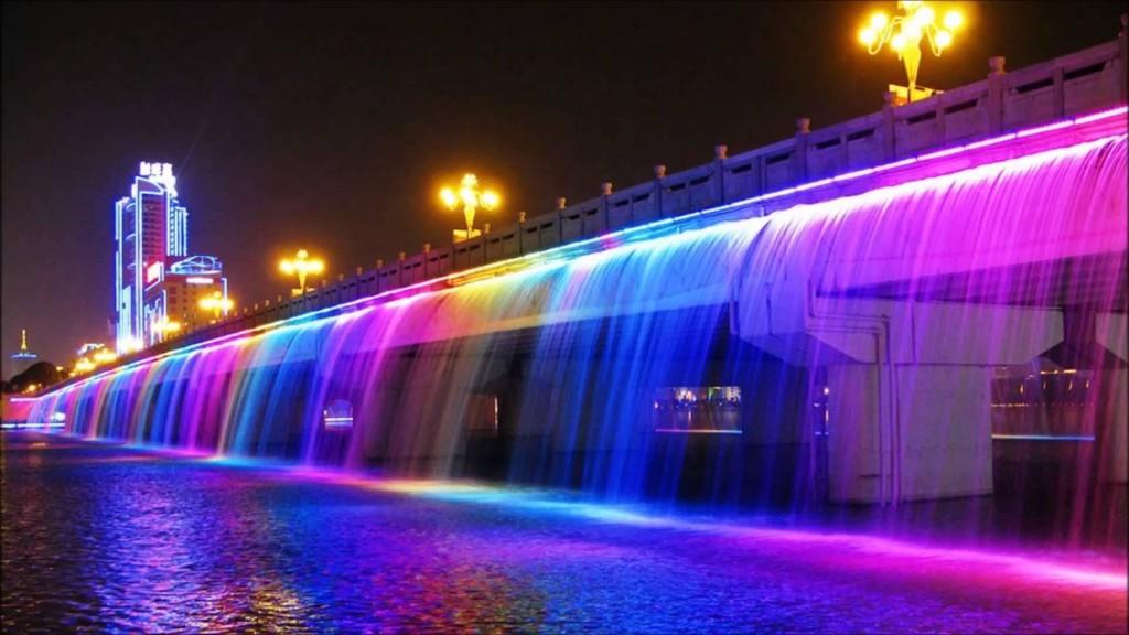 Girder Bridge in Seoul, South Korea