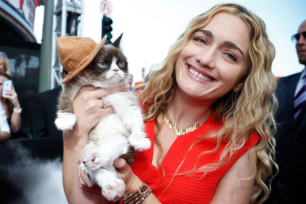 Grumpy Cat's Owner Says She's Made Nearly $100 Million