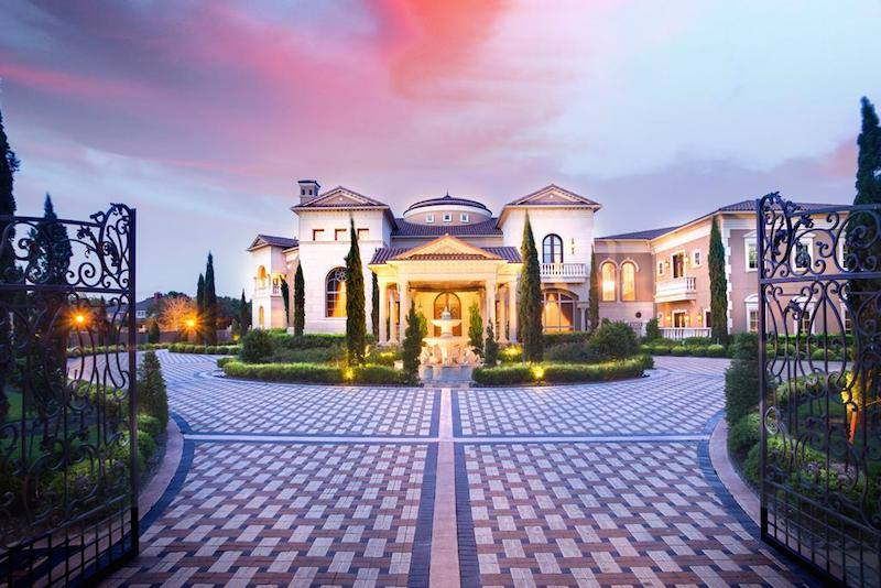 Magnificent Estate in Texas