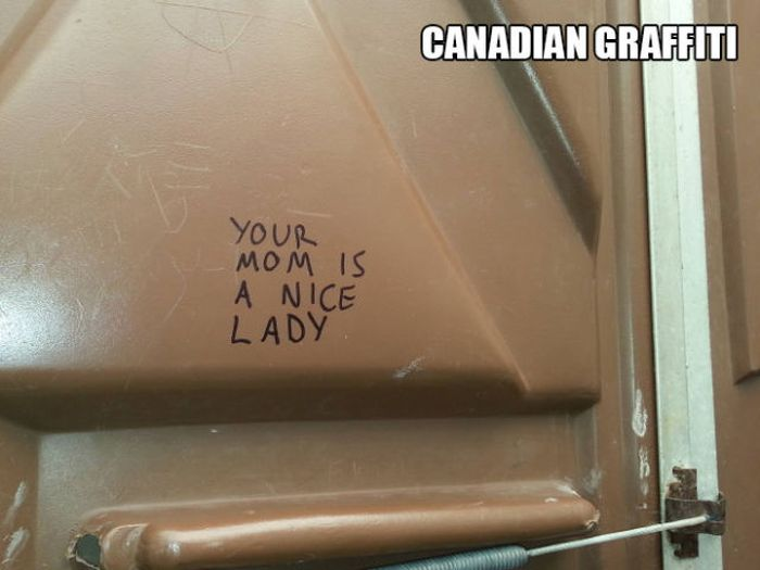 Only in Canada6