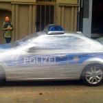 Police Car Prank