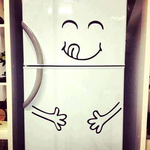 fridge idea