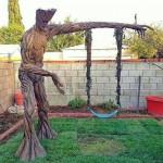 I'm Groot Swing