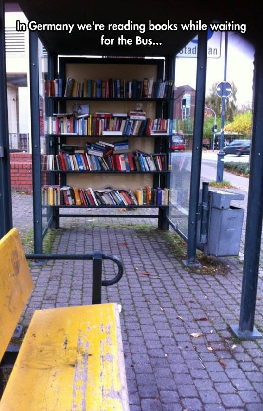 Bus Stops In Germany