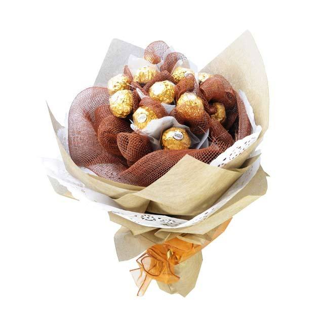 Chocolate Bouquets6