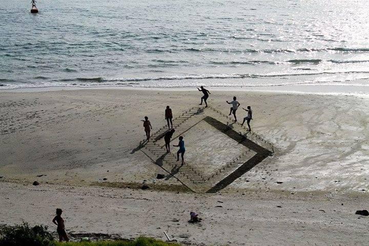 Creative Beach 3D Arts5