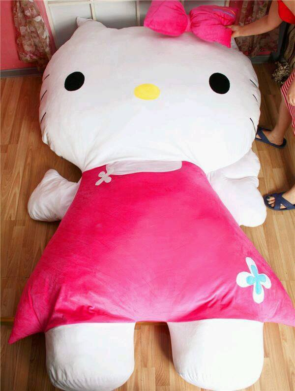 Hello Kitty Bed For Girls2