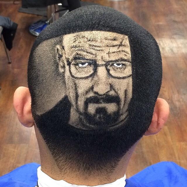 High Skilled Barber