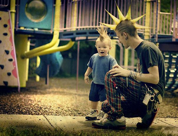 Like Father Like Son6