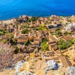 Monemvasia, Hidden Town In Greece