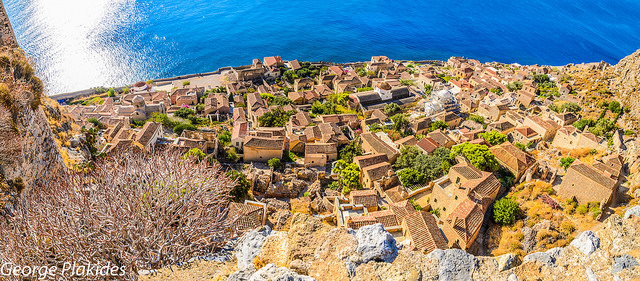 Monemvasia, Hidden Town In Greece5