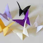 Origami Butterfly, DIY