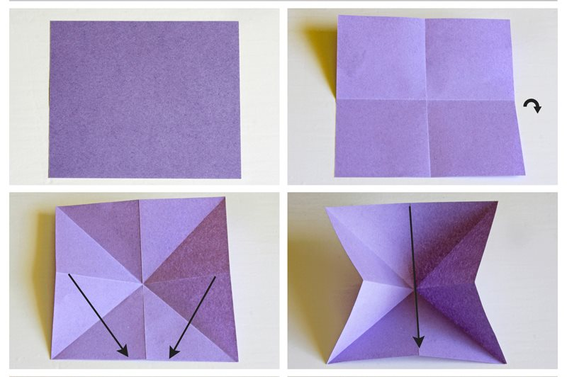 Origami Butterfly2