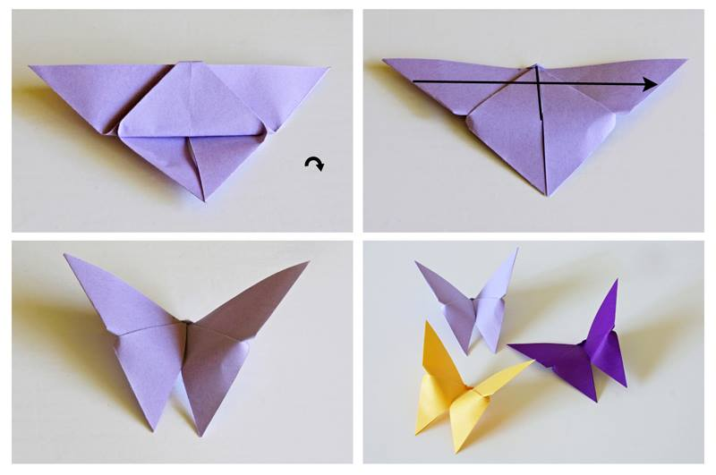 Origami Butterfly4