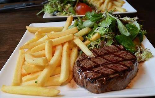 Steak And Fries, mmm